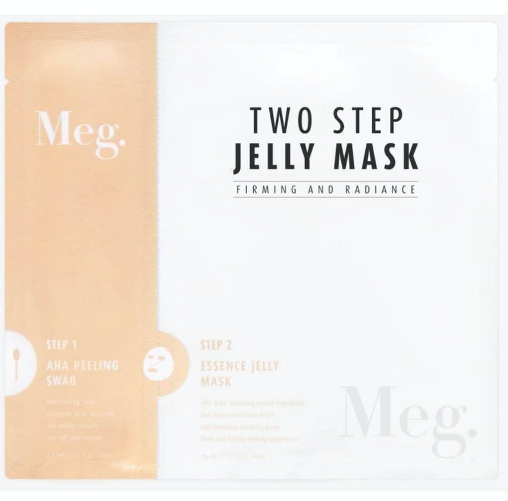 Meg Two Step Firming and Radiance Jelly Mask from Diament Jewelry, a gift shop in Washington, DC.