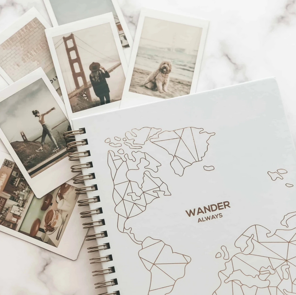 Lamare Wander Always Journal from Diament Jewelry, a gift shop in Washington, DC.