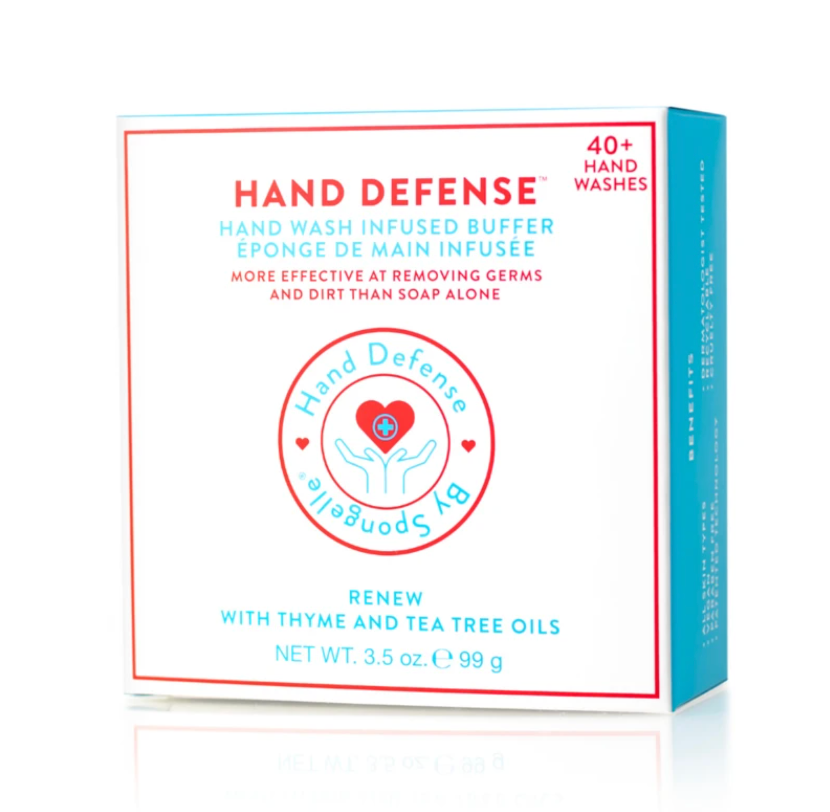 Spongelle Renew Hand Defense from Diament Jewelry, a gift shop in Washington, DC.