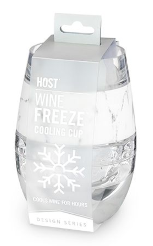 Host Wine Freeze Cooling Cup from Diament Jewelry, a gift shop in Washington, DC.