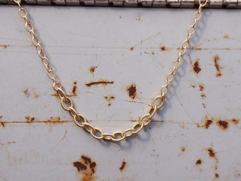 Nautical Chain Gold