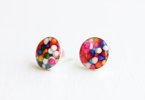 Candy Resin Studs