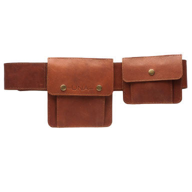 ModPack | Classic Mars Brown Eco Leather Belt Bag