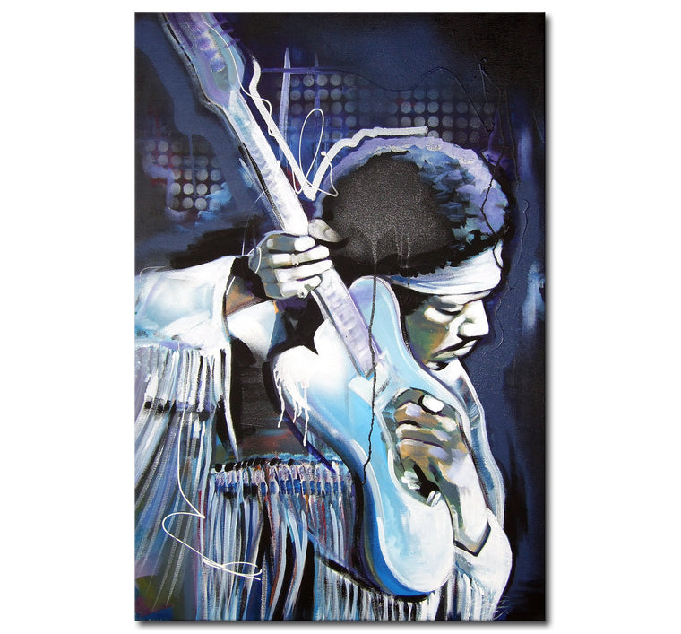 """Jimi"" by Jason Ford"