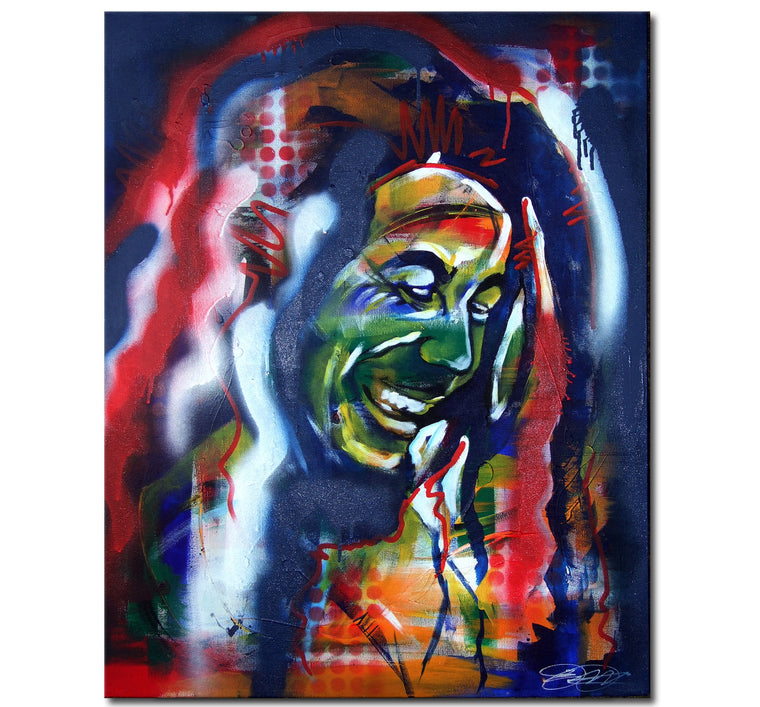 Bob Marley by Jason Ford
