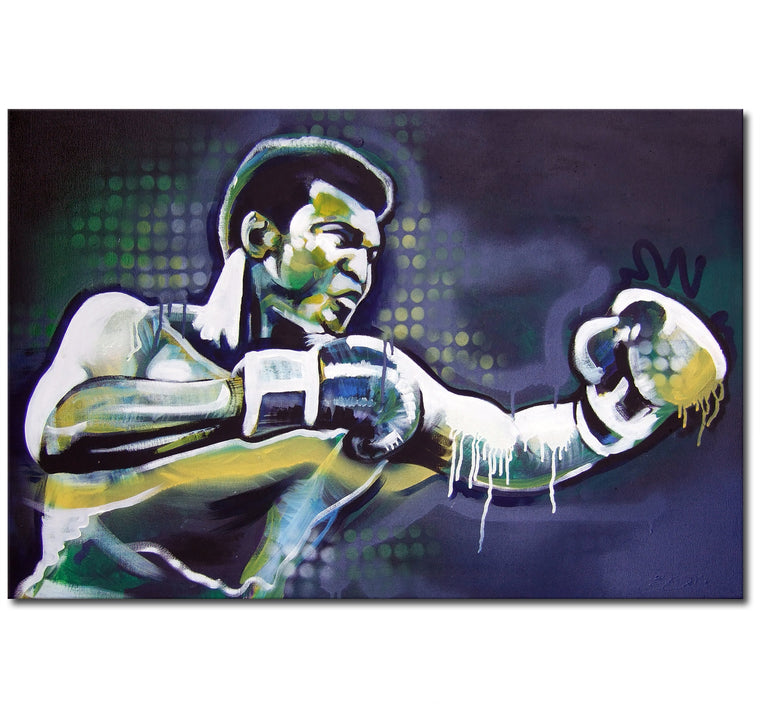 """Ali"" by Jason Ford"