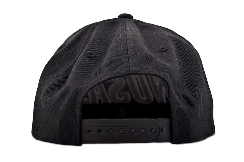 Be Bold Snapback | Black Out
