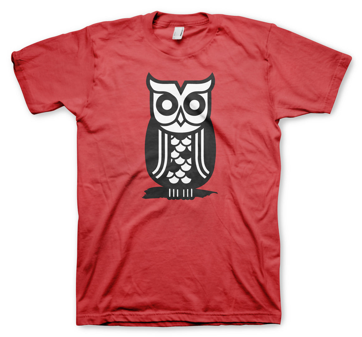 Night Owl Logo Tee