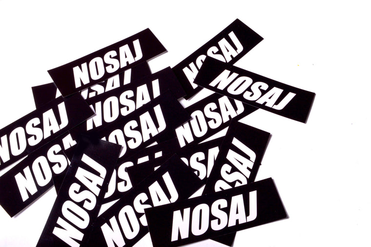 NOSAJ Be Bold Sticker