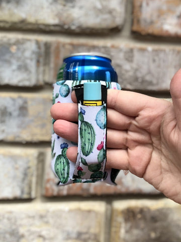 Cactus Obsessed Regular Can Cooler - 12 oz