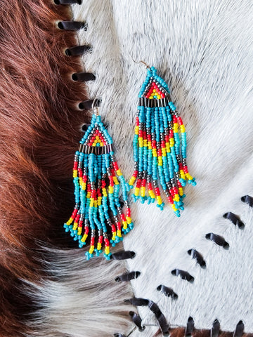 Montana Skies Earrings