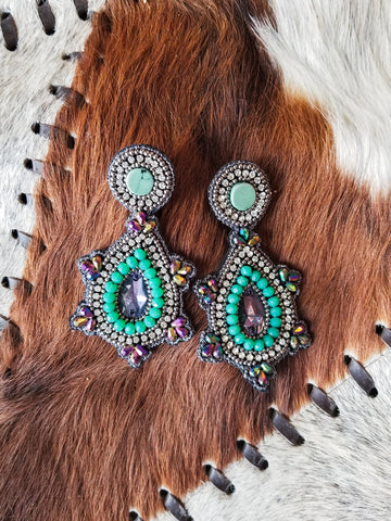 Glitz & Glam Earrings