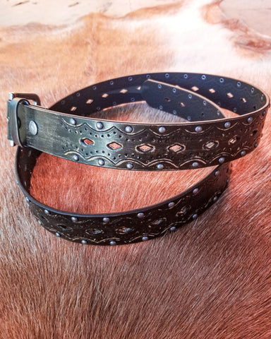 Idaho Dreams Leather Belt