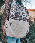 Cowhide Wonder Backpack