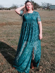 Rayanne Lace Maxi Dress