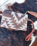 Cattlewoman's Clutch - Brown