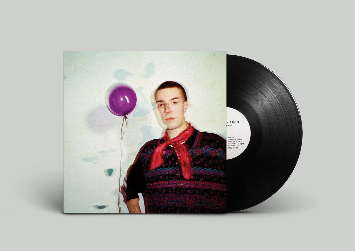 Grant Pavol - About A Year LP