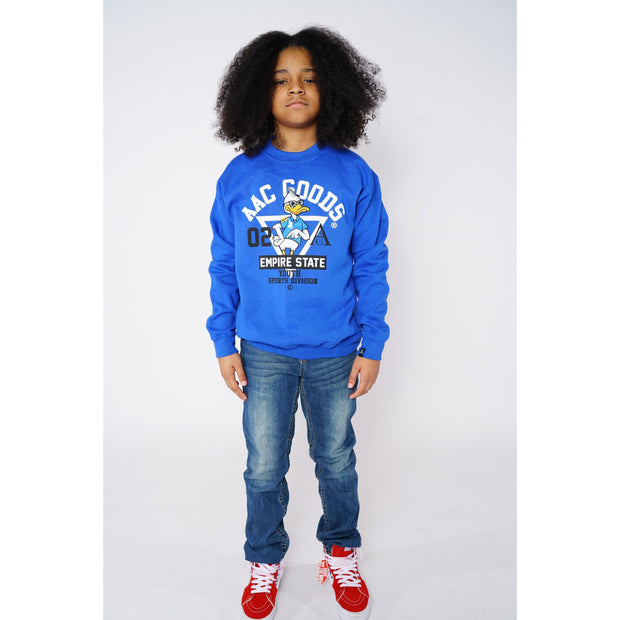 Boys Empire State Sweatshirt