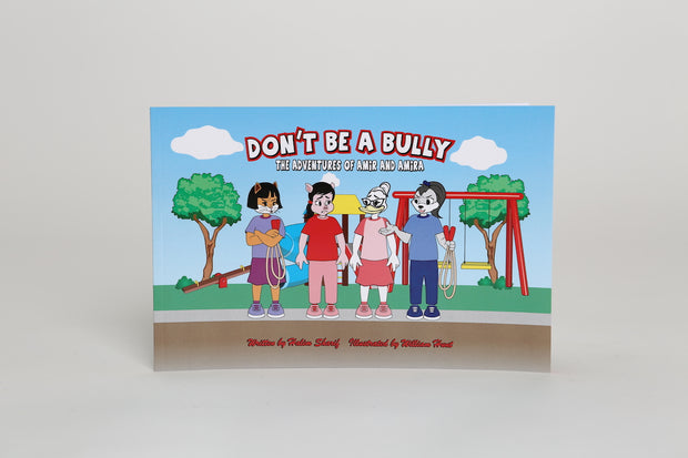 DON'T BE A BULLY: THE ADVENTURES OF AMIR AND AMIRA - Amir & Amira