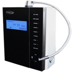 Chanson Miracle MAX PLUS Water Ionizer [Counter Top]