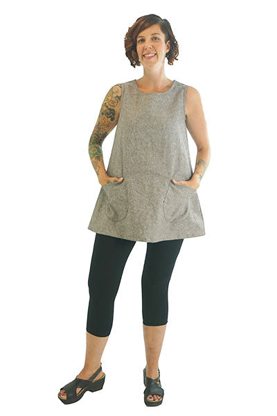 Every Body Tunic Sewing Pattern (Adult Size)