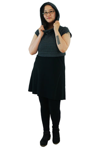 Simple Cowl :: Short Sleeve