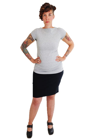 Simple Tunic :: Short Sleeve