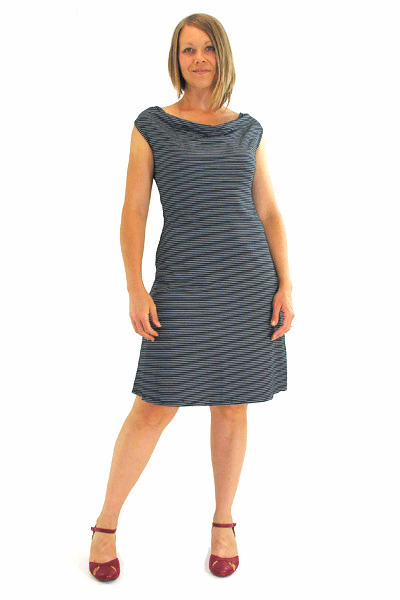 Cowl Dress :: Sleeveless