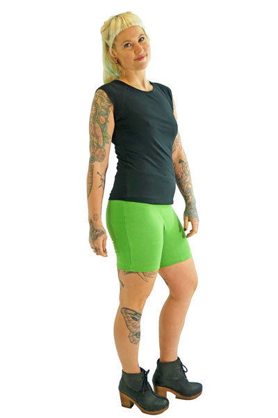 Gusset Shorts :: Long