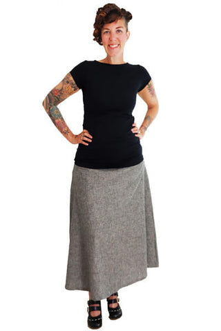 Comfy Skirt :: Knee Length