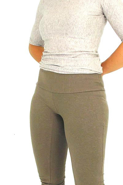 Gusset Leggings