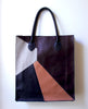 Limited-Edition Gobi Shopper Tote Bag Black/Brown