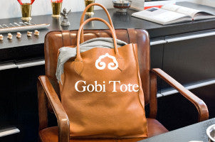 Gobi Shopper Tote Bag