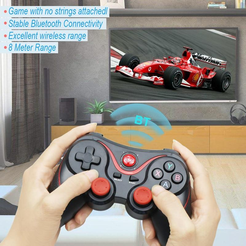 Wireless Joystick Gamepad