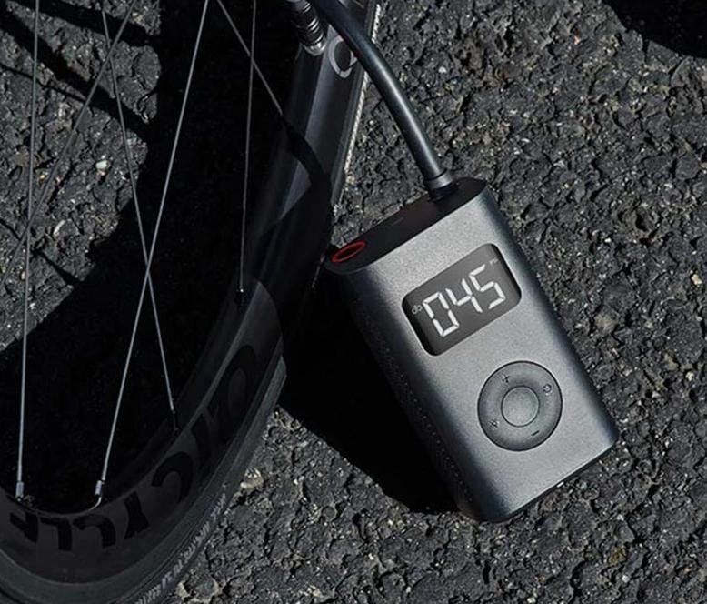 Smart Digital Tire Pressure Detector