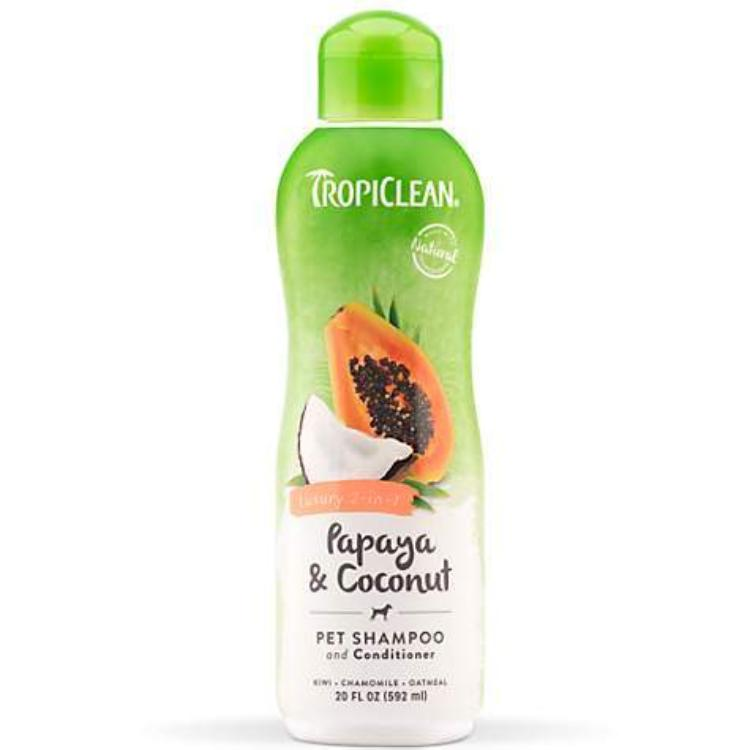 Papaya Plus 2 in 1 Shampoo