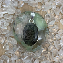 Load image into Gallery viewer, Tourmalated Quartz Pendant