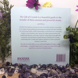 The Gift Of Crystals, Rachelle Charman