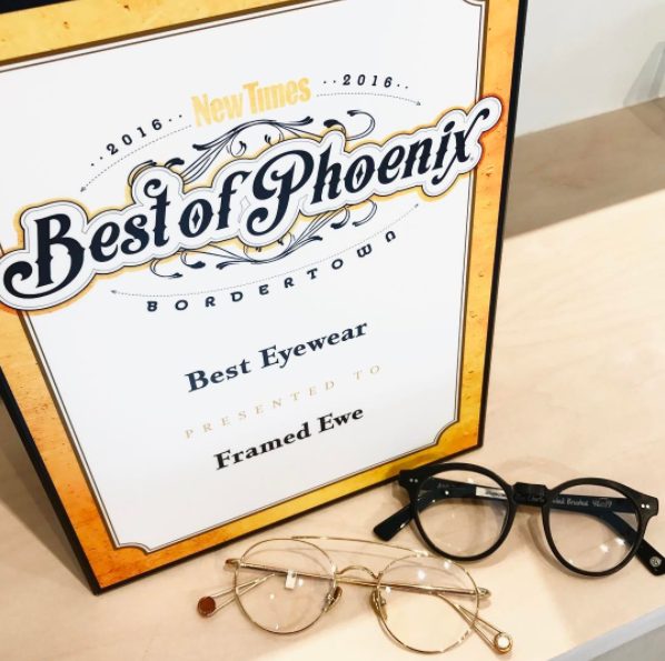 NEW TIMES - BEST OF PHOENIX - EYEWEAR