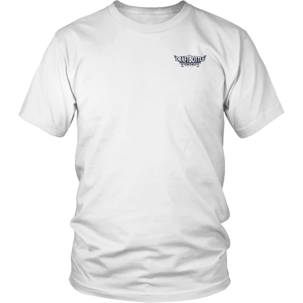 DraftBottle New Retro Logo District Unisex T-Shirt