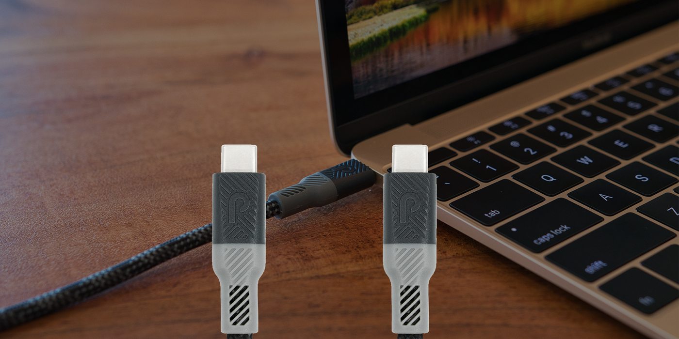 Paraflex™ USB-C to USB-C Cables