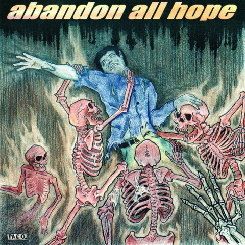 Abandon All Hope / Frontside split