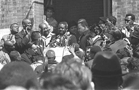 Ralph Abernathy's Address at Brown Chapel