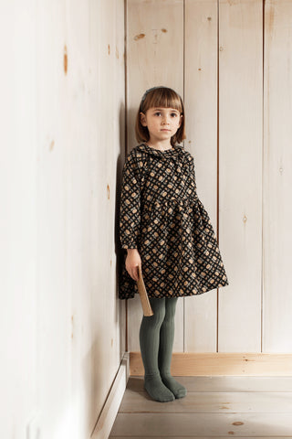Soor Ploom Faye Dress in Botanical