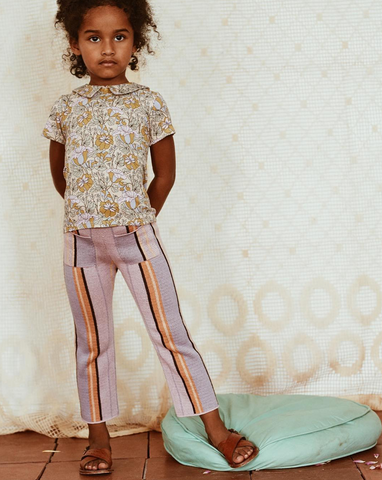 Misha and Puff Spring 2019 Trumpet Top and Kingston Trouser