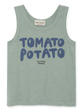 Bobo Choses Tomato Potato Tank Top
