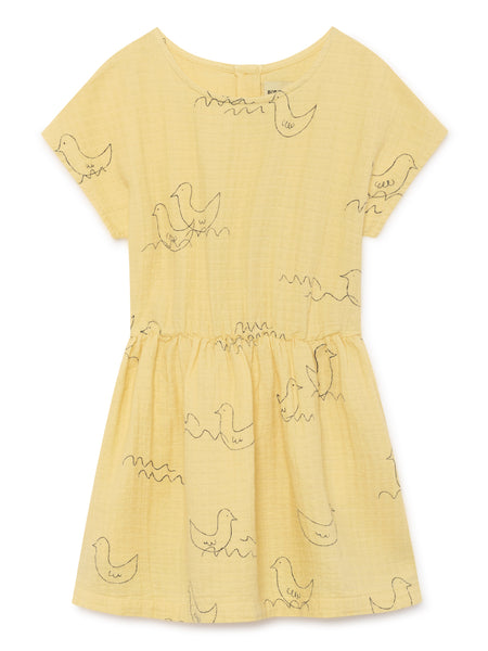 Bobo Choses Geese Dress SS19
