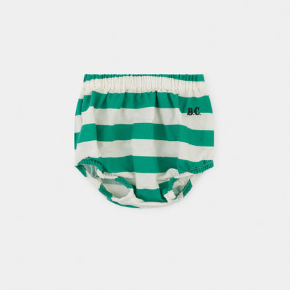 Bobo Choses Striped Bloomer