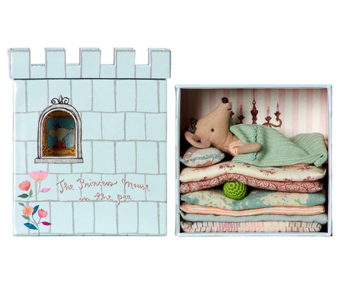Maileg Mouse Princess on the Pea