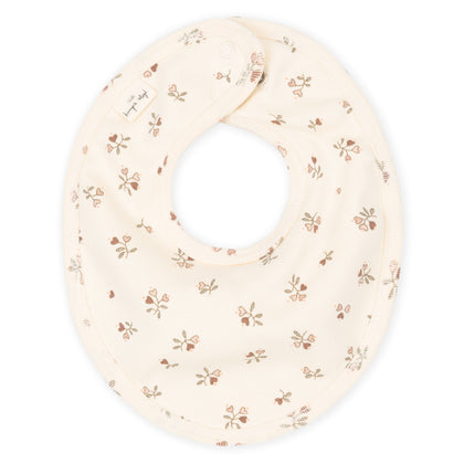 Konges Bib in Petit Amour Rose